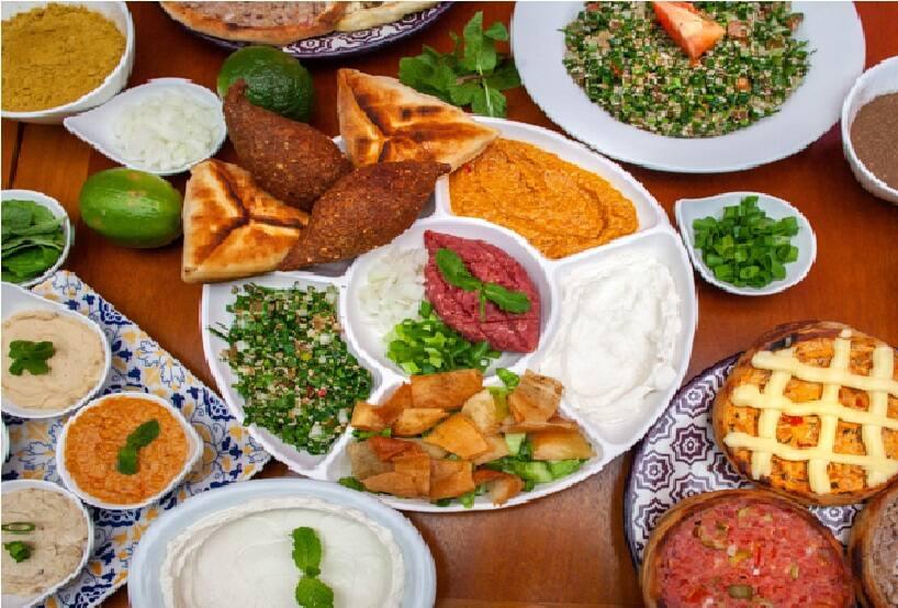 Jaber Especialidades Árabes - Moema