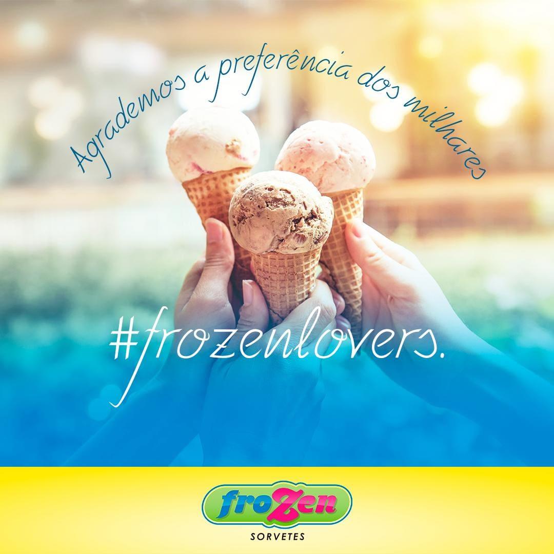 Frozen Sorvetes Pq Ribeirão