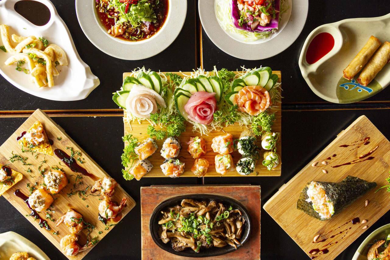 Restaurante Ditian Japonesa