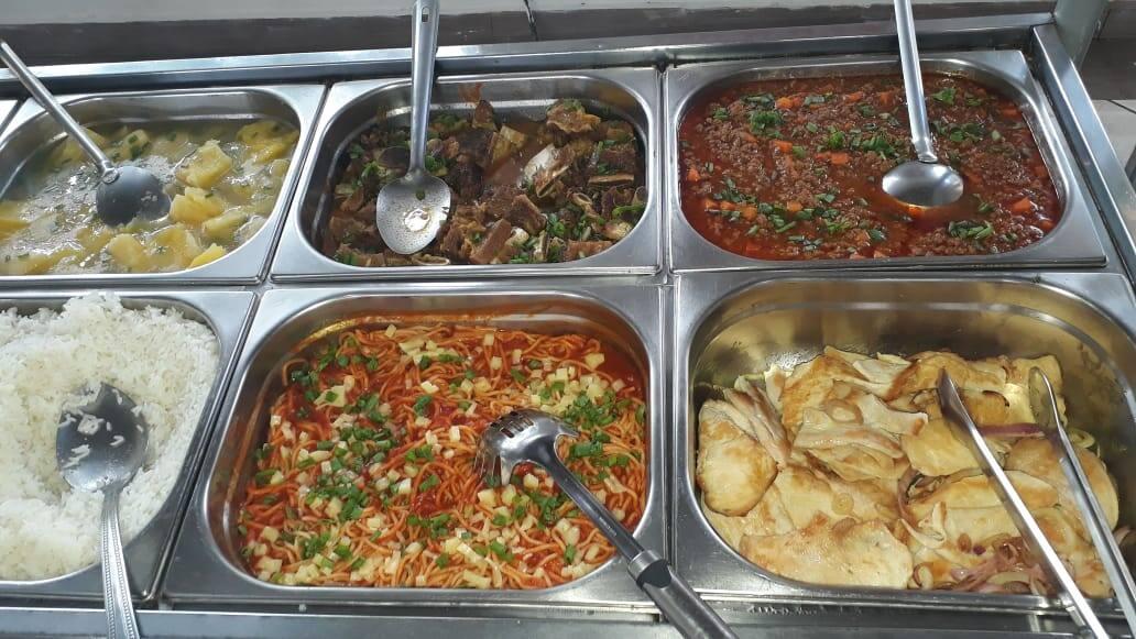 Restaurante Pátio de Triagem