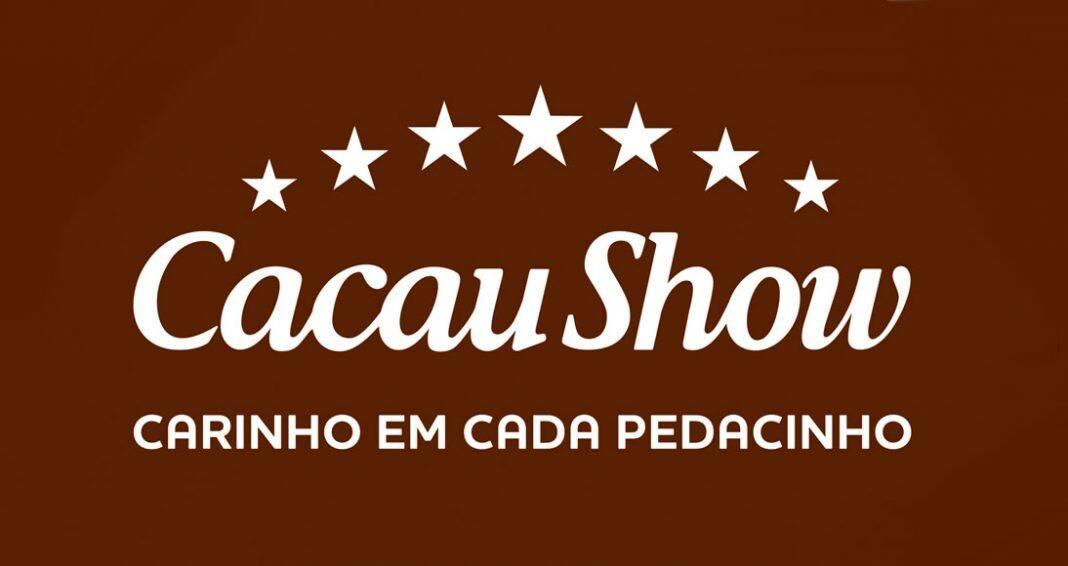 Cacau Show - Shopping Total