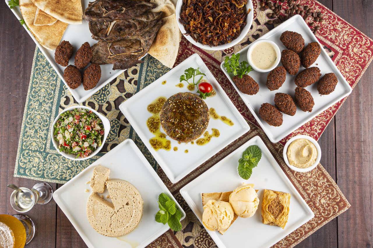 Restaurante Oriente Árabe