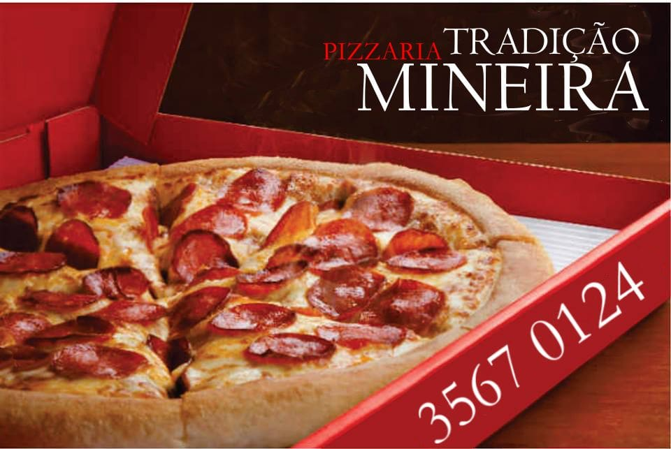 Tradição Mineira Pizza Burguer