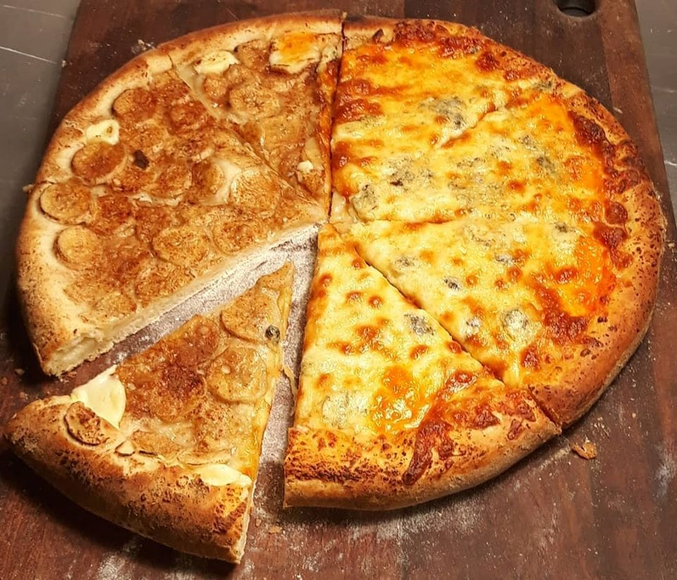 Pizzas Pancote