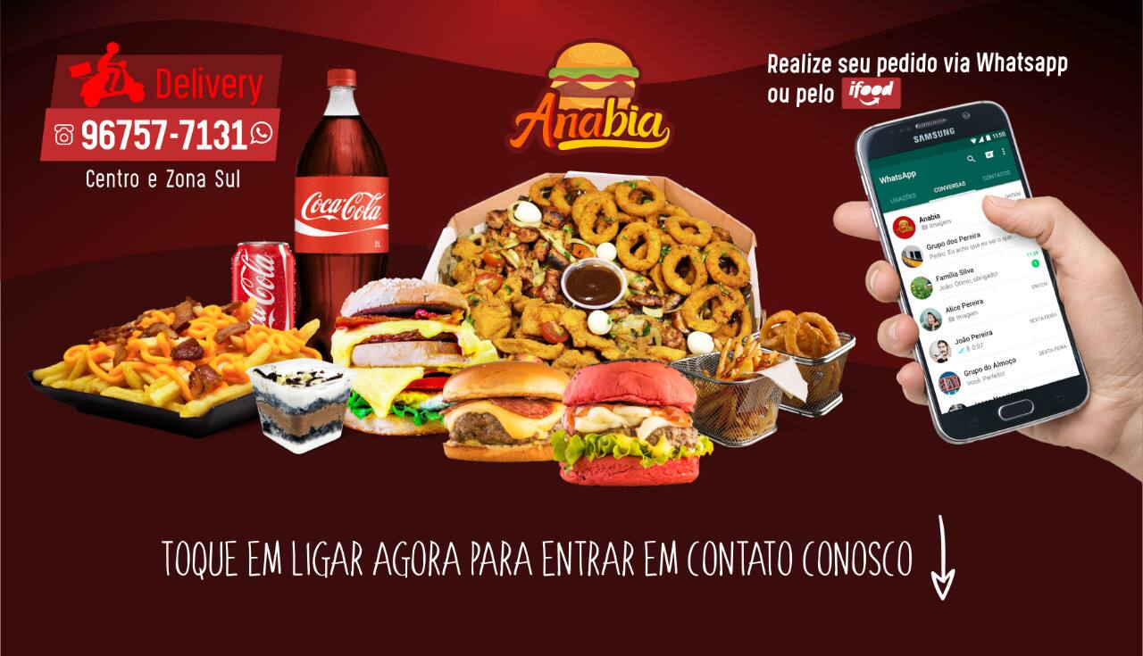 Anabia Lanches