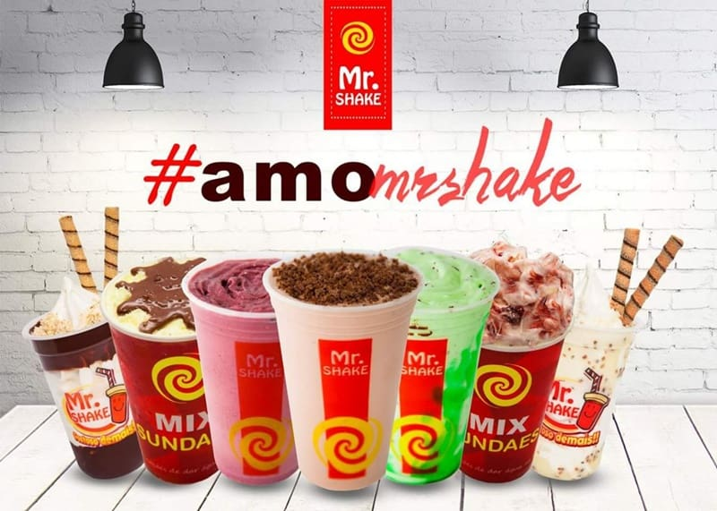 Mr Shake Sorvetes e Açaí