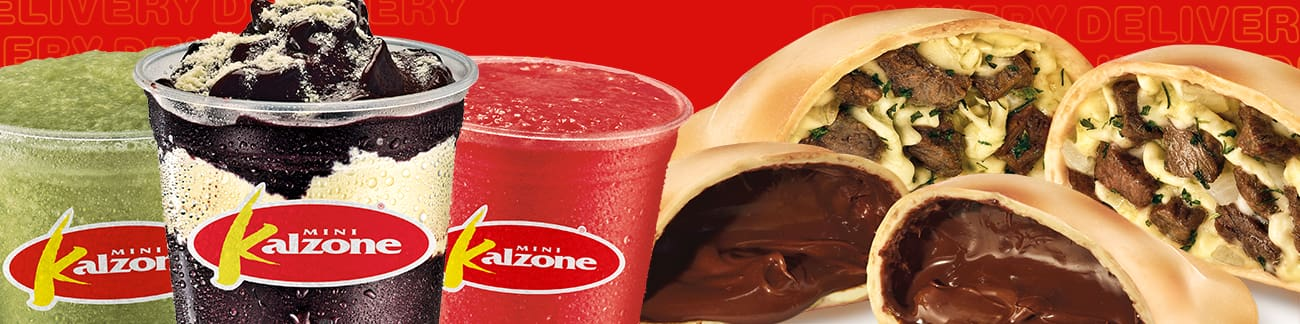 Mini Kalzone- del Paseo