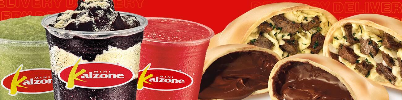 Mini Kalzone- Shop Passo Fundo