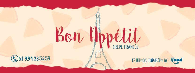 Bon Appetit - Crepe Francês