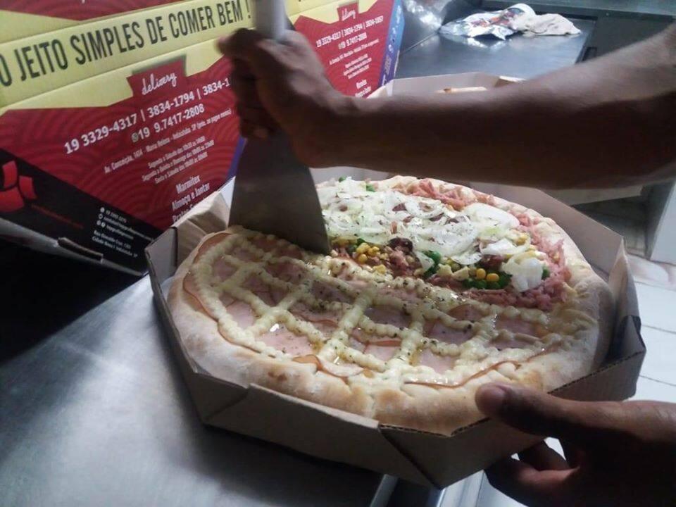 Estacao Floripa Pizzas Massas Grelhados