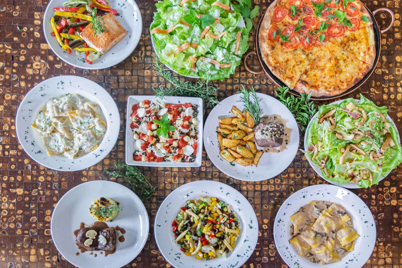 Felicità Cozinha Italiana