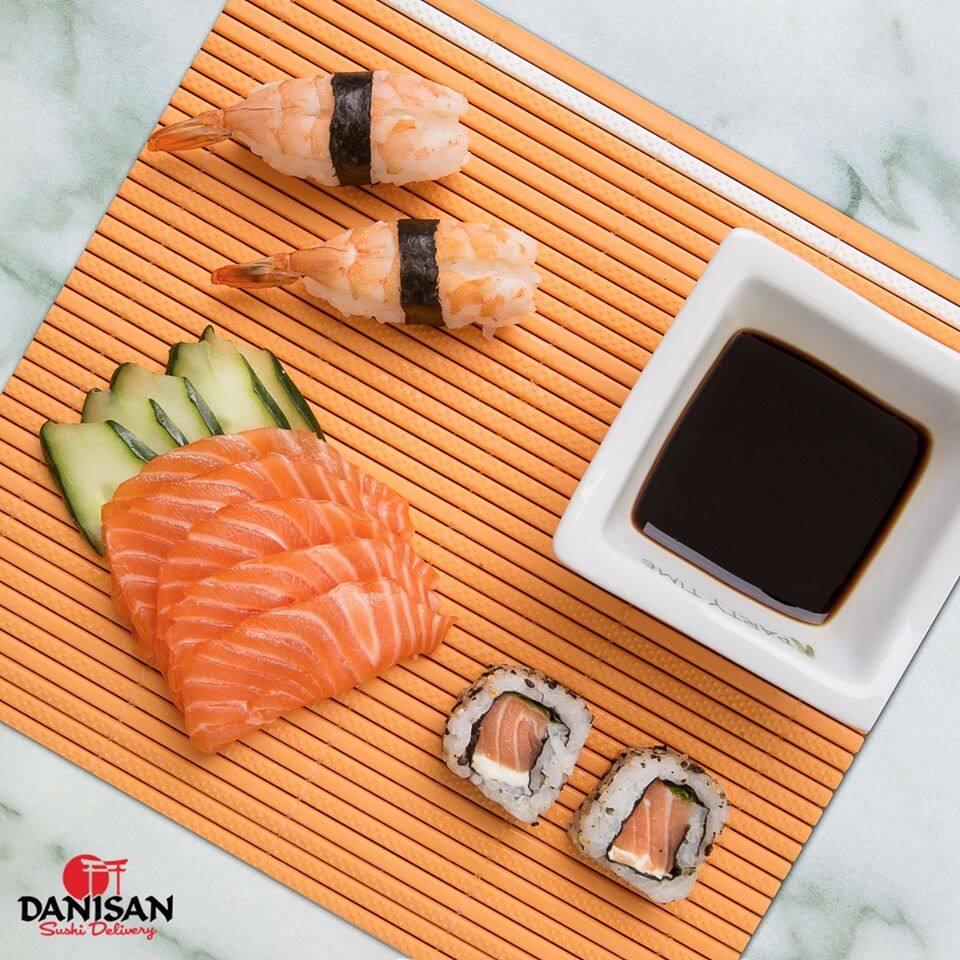 Danisan Sushi Delivery Pindamonhangaba