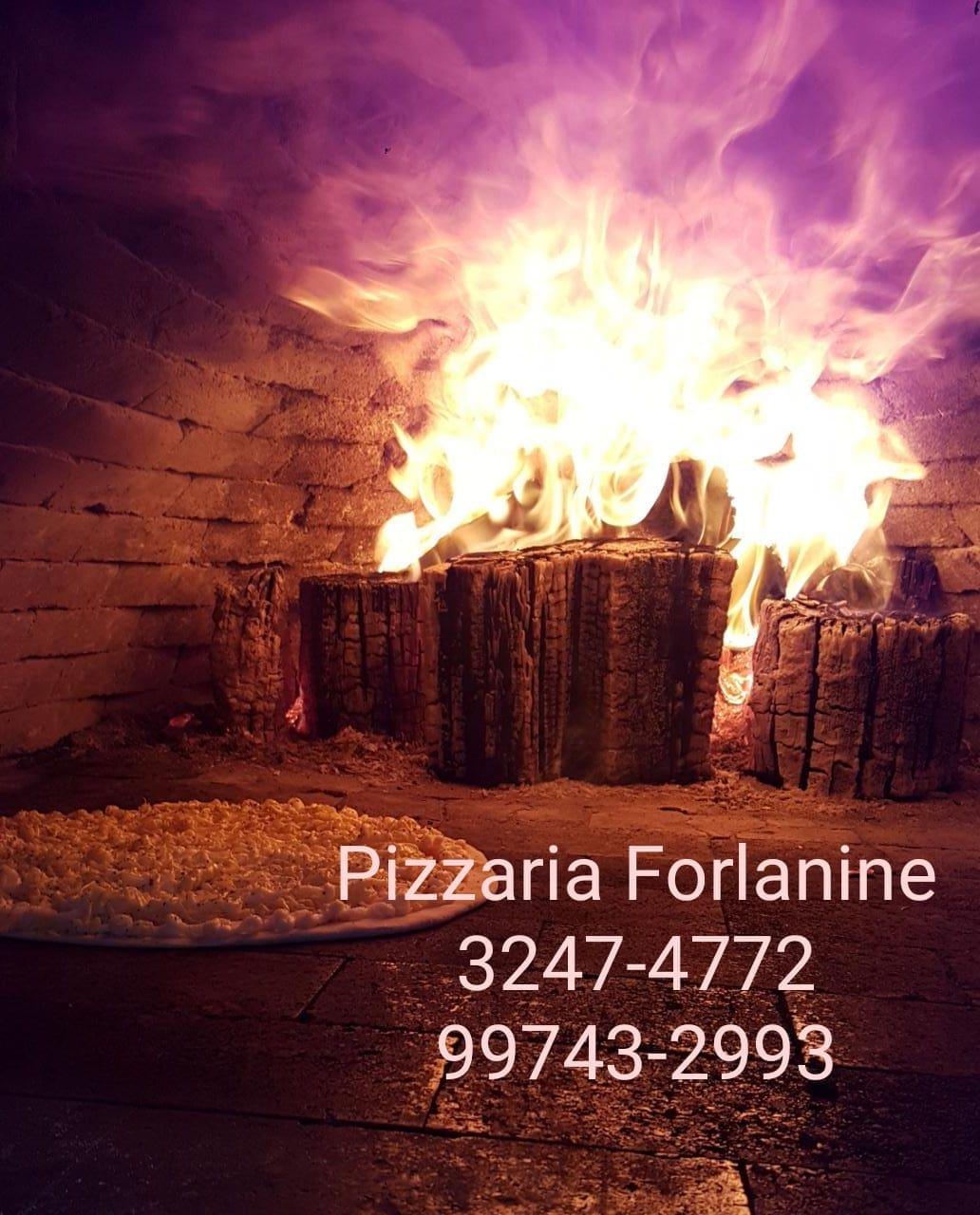 Forlanine Pizzas & Calzones