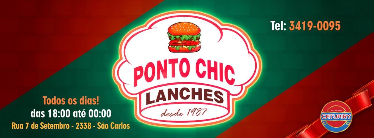 Ponto Chic Lanches