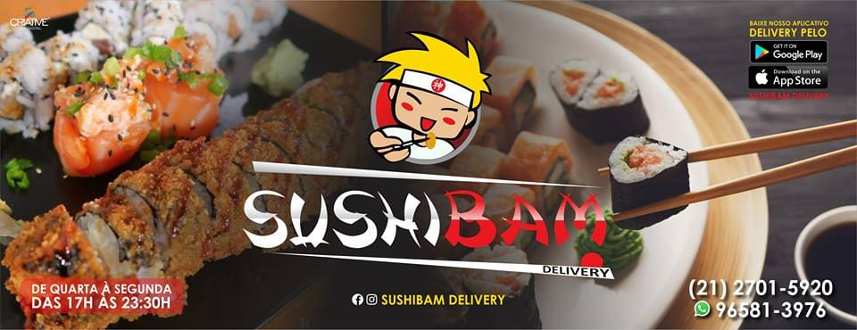 Sushibam Delivery