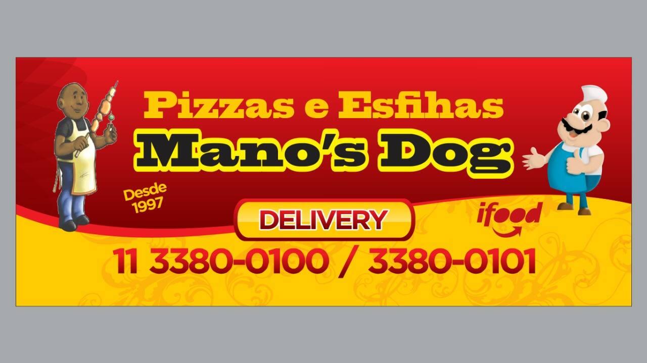 Manos Dog