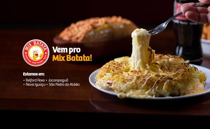 Mix Batata - Belford Roxo
