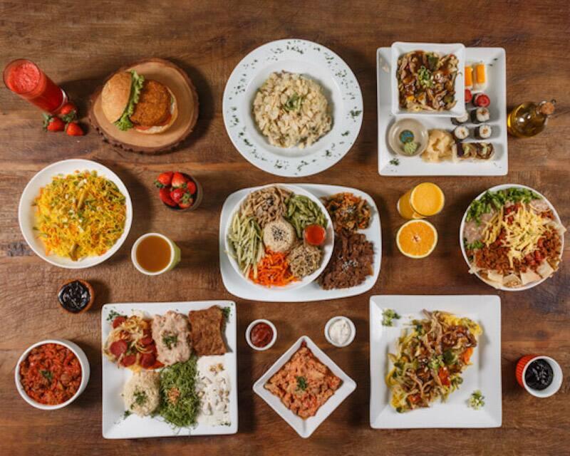 Taste And See Vegano e Vegetariano