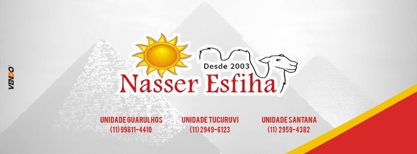 Nasser Esfiha - Santana
