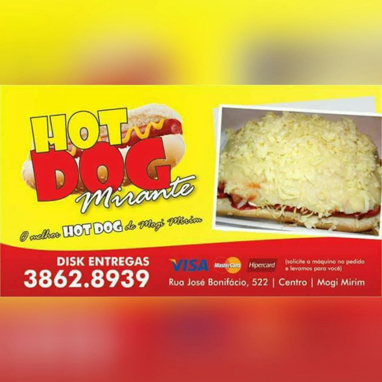 Hot Dog Mirante