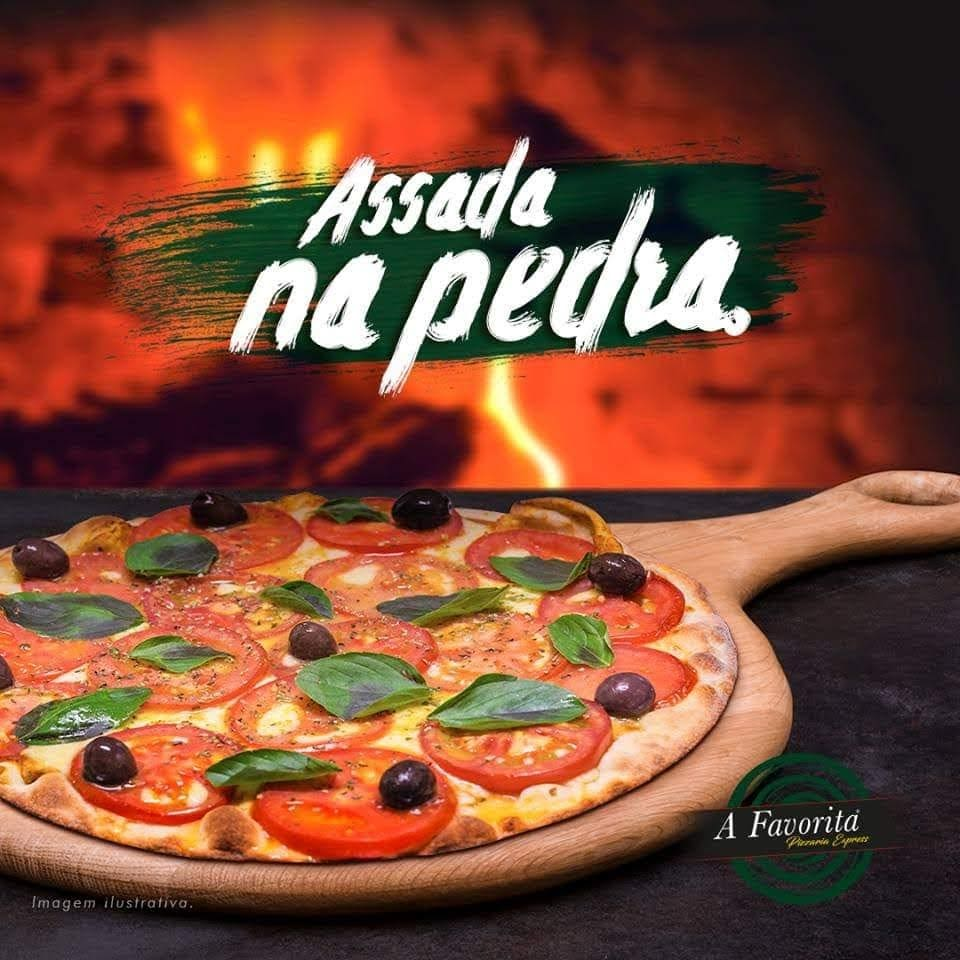 Pizzaria a Favorita