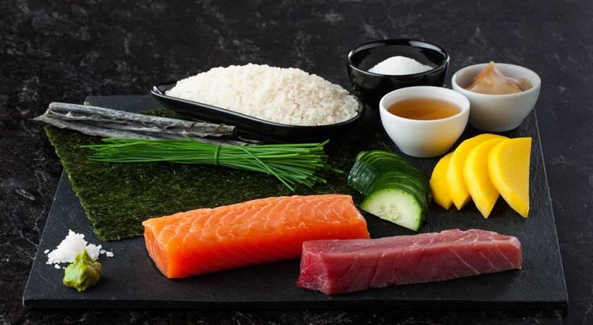 O'sushi - Sushi Real
