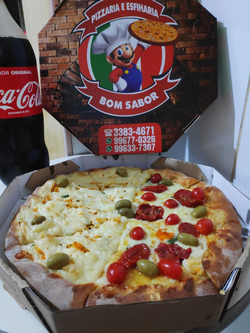 Pizzaria & Esfiharia Bom Sabor