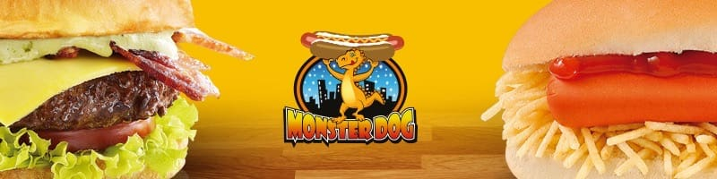 Monster Dog - Shop. Santo Amaro