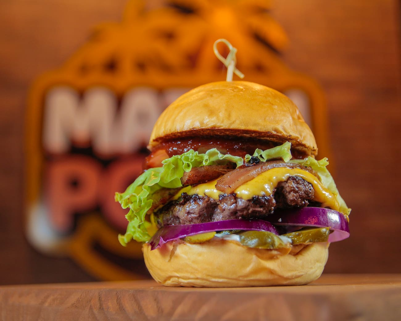 Matchpoint Burger&beer