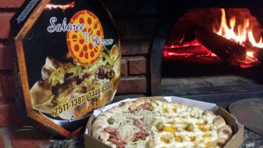 Saboree y Pizzas