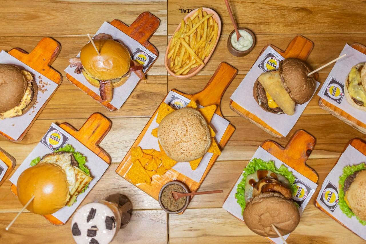 Delivery De Pesto Burger Hamburgueria Fortaleza Confira Avaliações Ifood