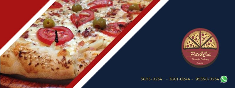 Piti&cia Pizzaria Delivery