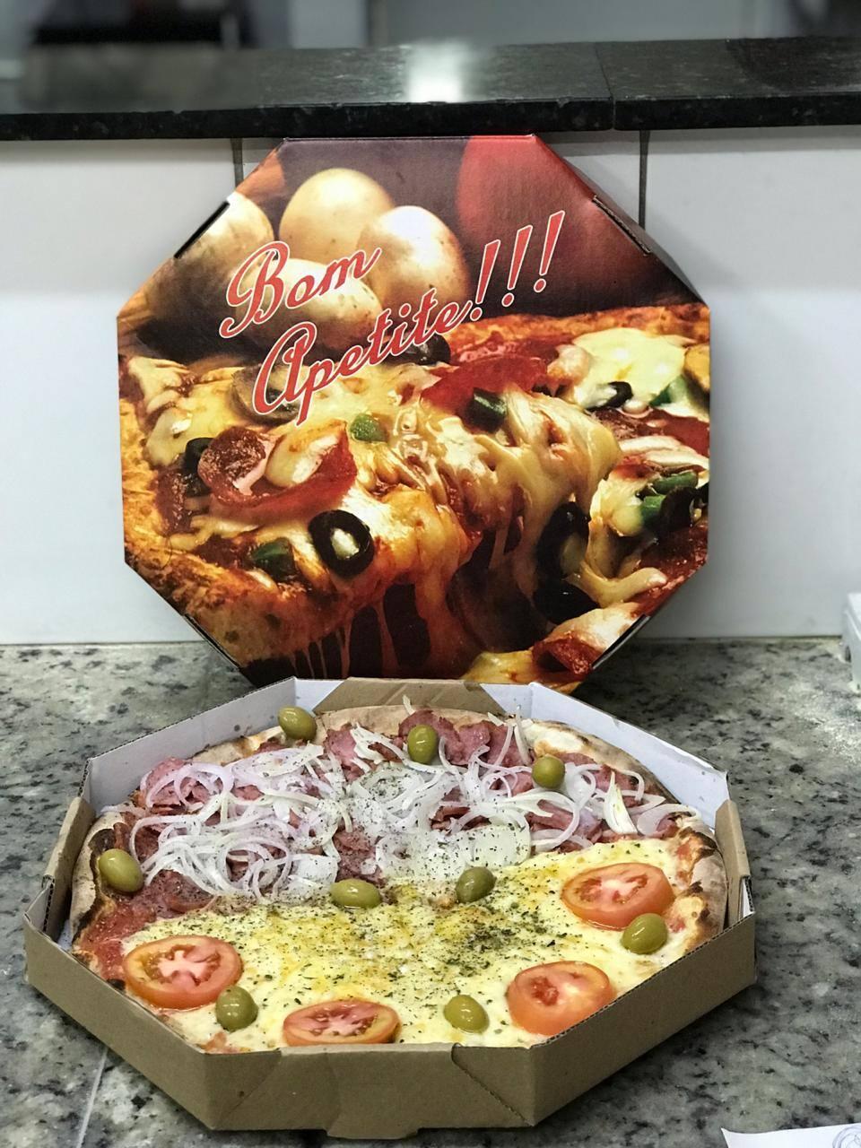 Pizzaria Flor de Cangaíba