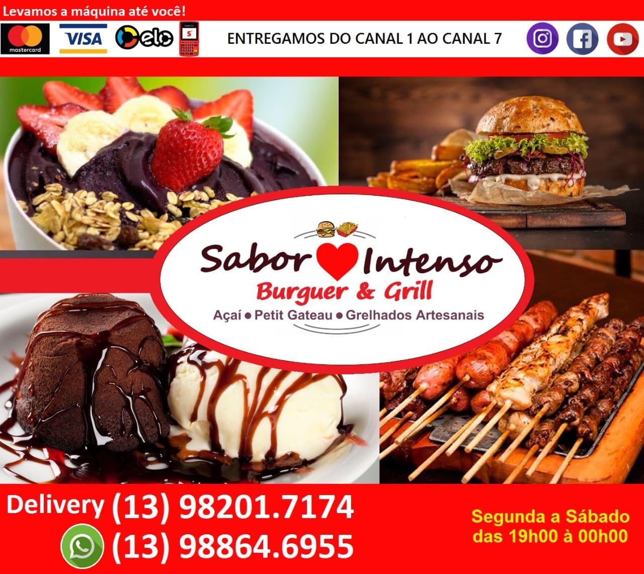 Sabor Intenso Burger P/ R$9,90 Artesanal