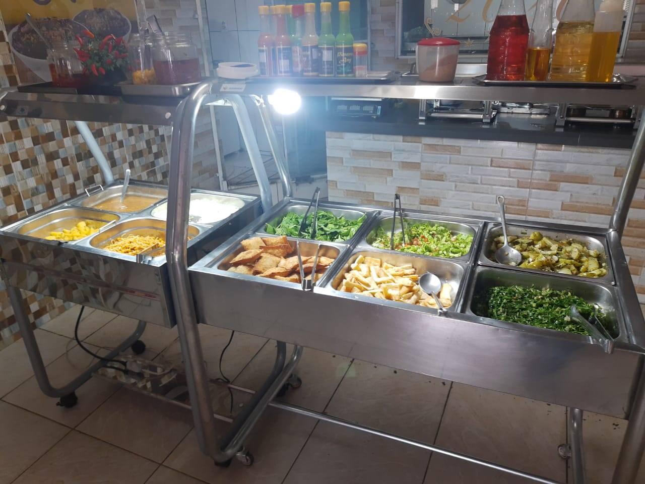 Restaurante e Lanchonete Delicia