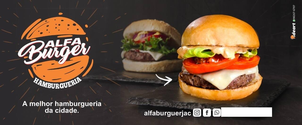 Alfa Burger Hamburgueria Artesanal !!!!