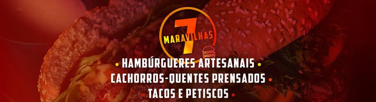 Hamburgueria as 7 Maravilhas