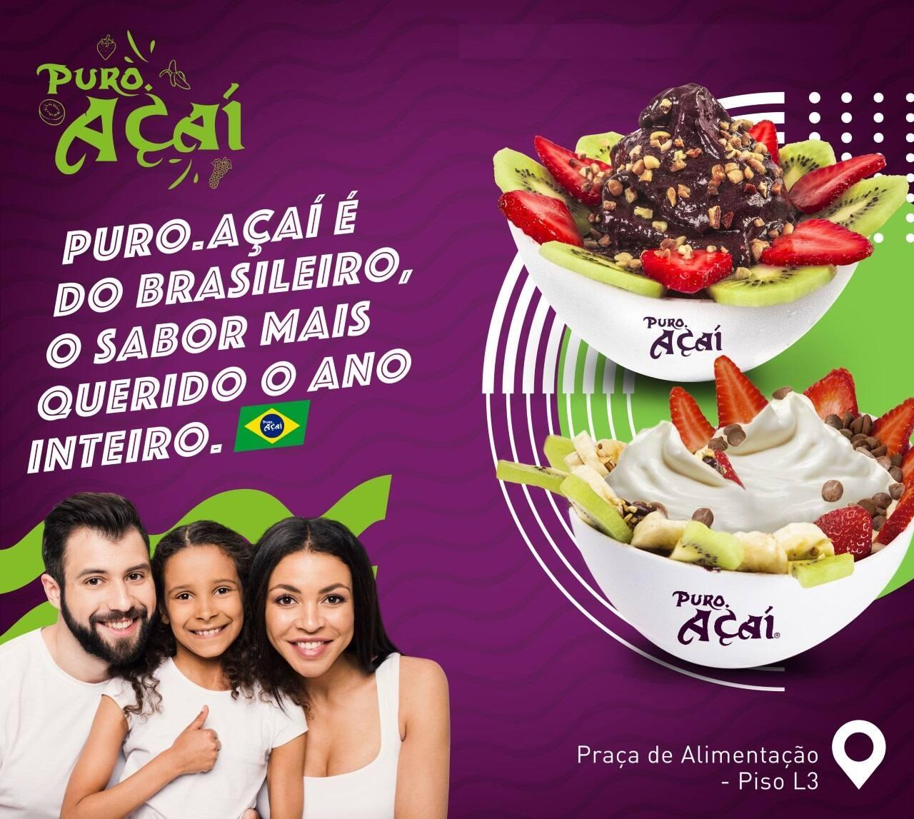 Puro Açaí Iguatemi