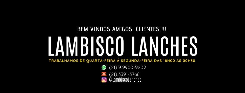 Lambisco Lanches