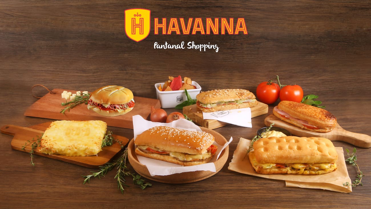 Havanna - Pantanal Shopping