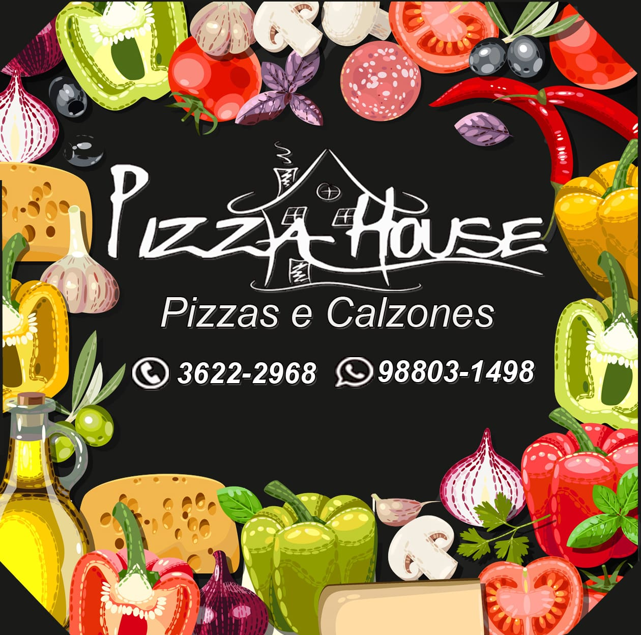 Pizza House Pizzas e Calzones