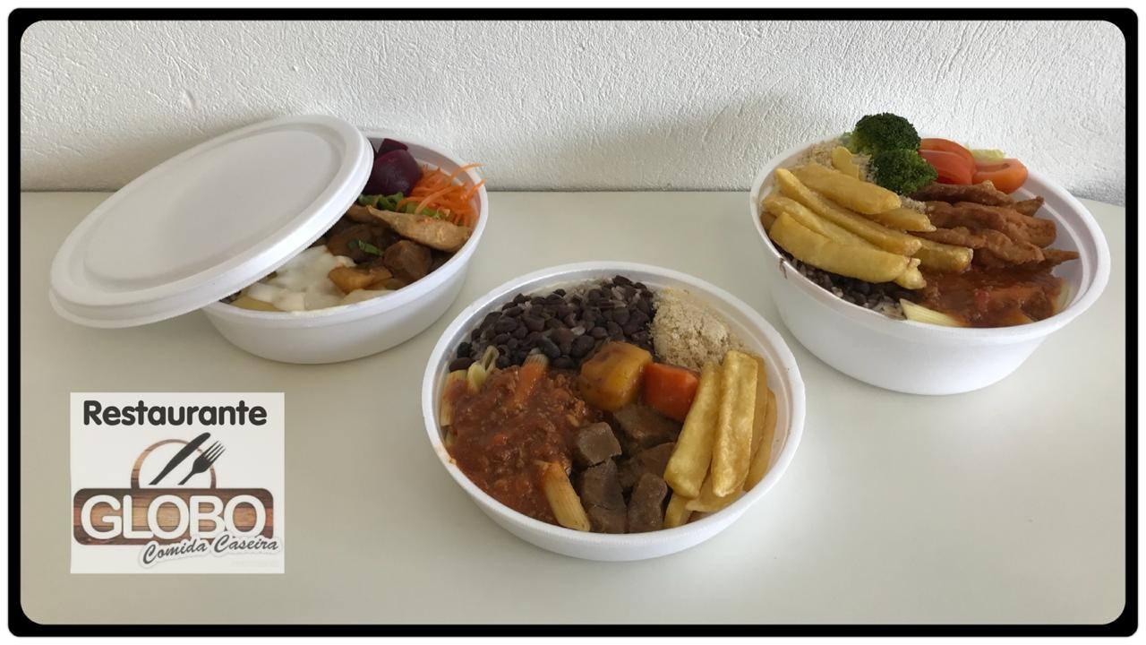 Restaurante e Marmitas Globo