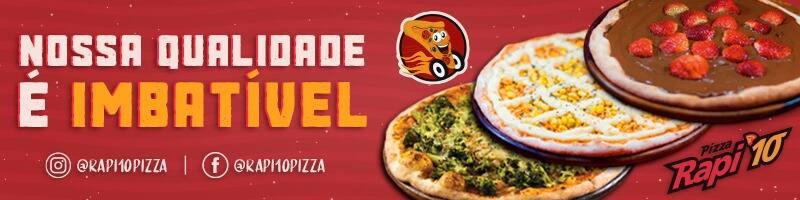 Rappi10 Pizza Delivery - Centro
