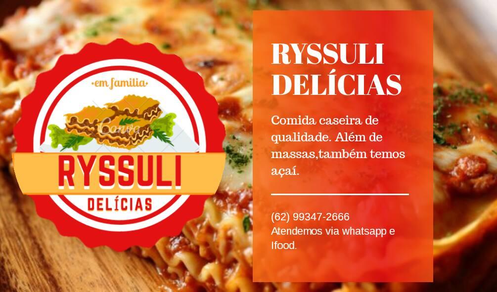 Ryssuli Delícias e Açaí