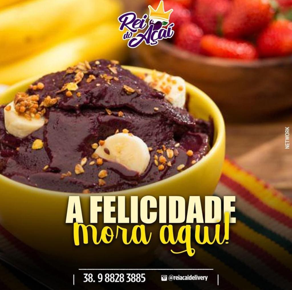 Rei do Açai Delivery