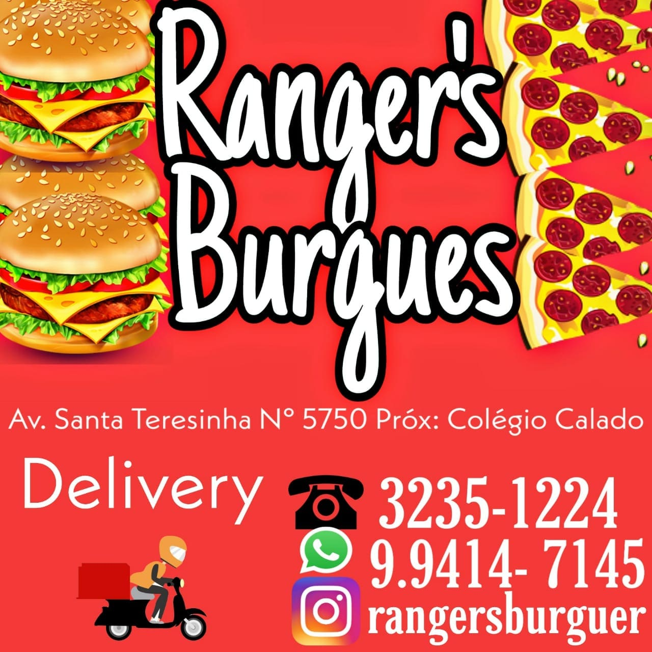 Ranges Burguer