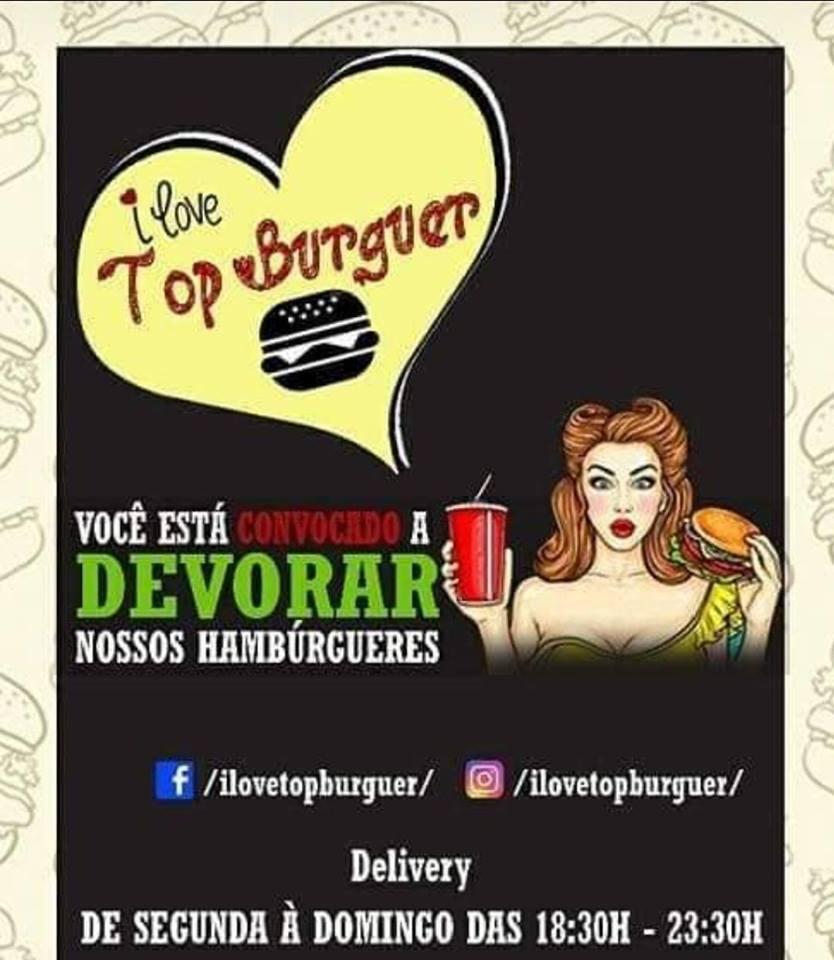 I Love Top Burguer