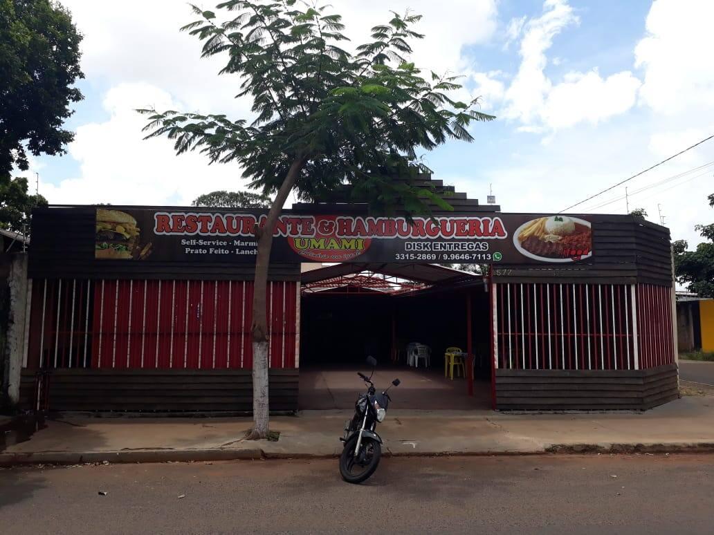 Restaurante e Hamburgueria Umami