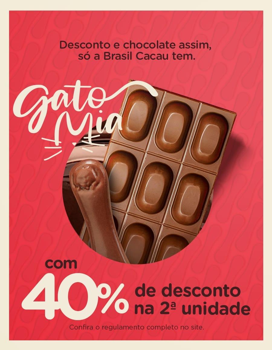 Chocolates Brasil Cacau Top Shopping