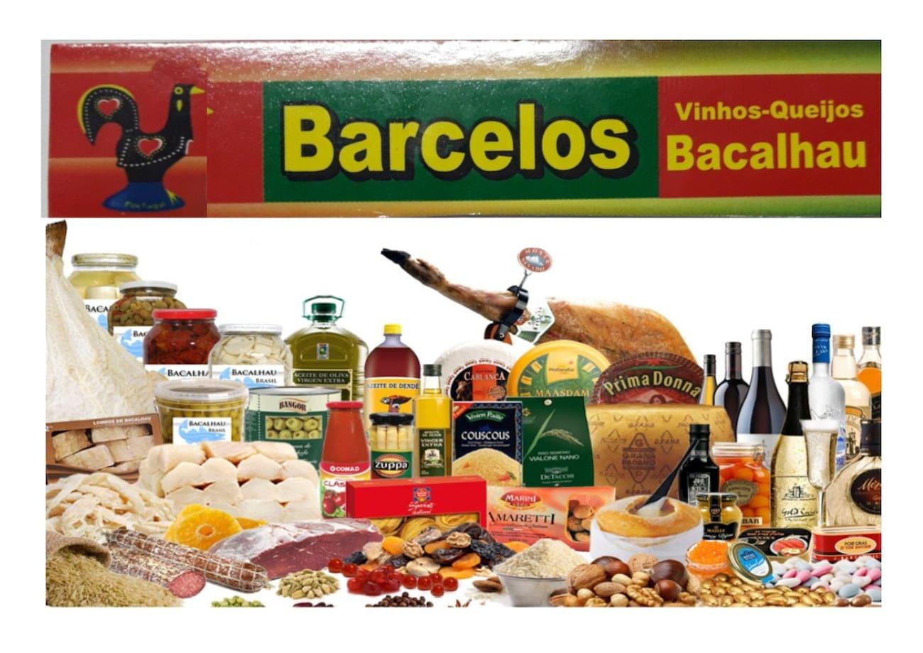 Barcelos Comercio de Alimentos